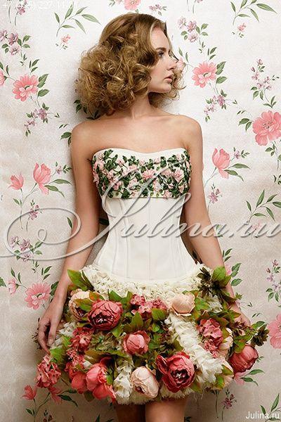 : корсет 0022 :: Exlusive corsets Julina