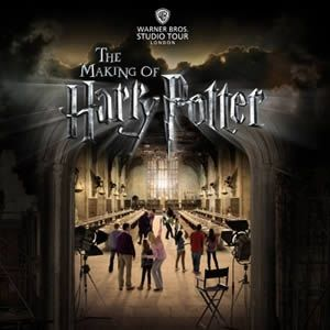 Warner Bros. Studio Tour London - The Making of Harry Potter  		  	      	          			  	              	              	          		  	          	          		          		      	      	      	        	    Price: £55.00