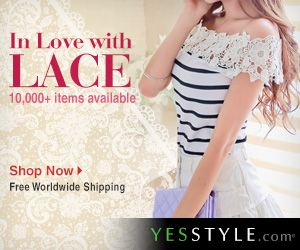 YesStyle - In Love With Lace