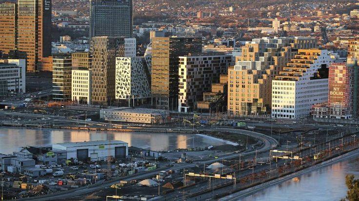 Tre spørsmål om millionbyen Oslo - Aftenposten