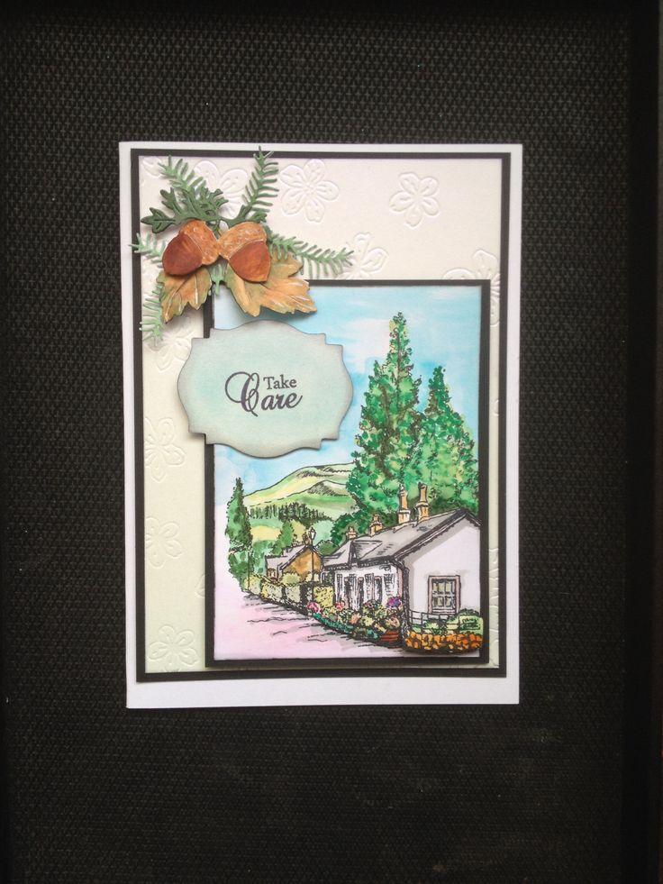 Sheena Douglass stamps