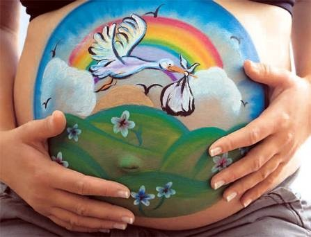 Ever since a heavily pregnant Demi Moore posed on the front cover of Vanity Fair magazine in all her big bump glory, women have been searching for new ways to celebrate their pregnancy.