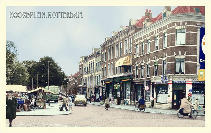 Noordplein Rotterdam, thirties.