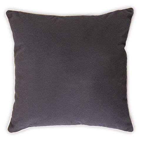 Libya Shale Velvet Cushion 45cm