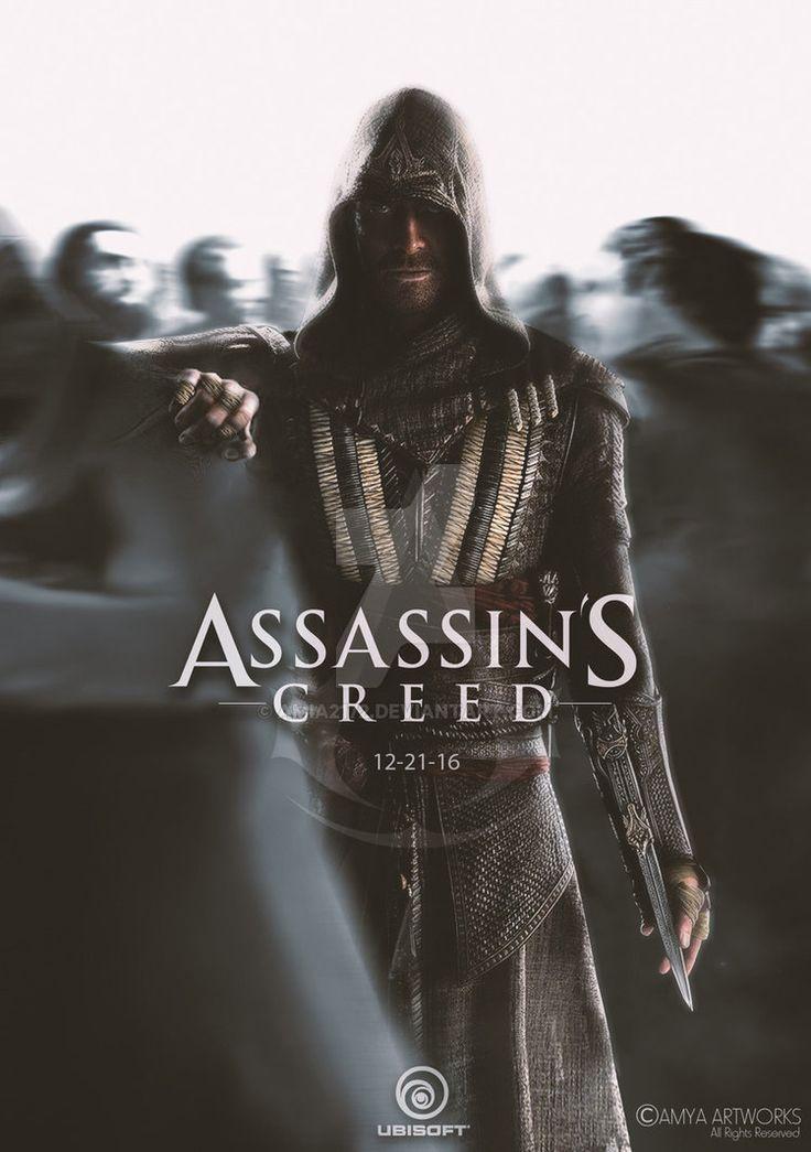 "Michael Fassbender as Callum Lynch /Aguilarin ""Assassin's Creed""   (2016)  #Michael Fassbender"