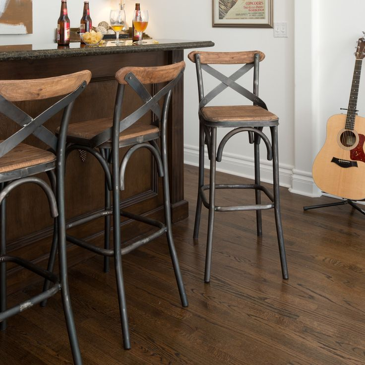 Pleasant Bentley Bar And Counter Stools By Kosas Home Overstock Com Caraccident5 Cool Chair Designs And Ideas Caraccident5Info
