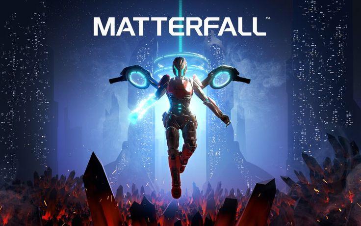 Matterfall Review   http://gamesharkreviews.com/review.php?t=Matterfall_Review&g=Matterfall&utm_content=bufferd675c&utm_medium=social&utm_source=pinterest.com&utm_campaign=buffer  #matterfall #gaming #gamer #ps4 #PS4share #game #gsr #PS4live #gamesharkreviews #gamedev #games