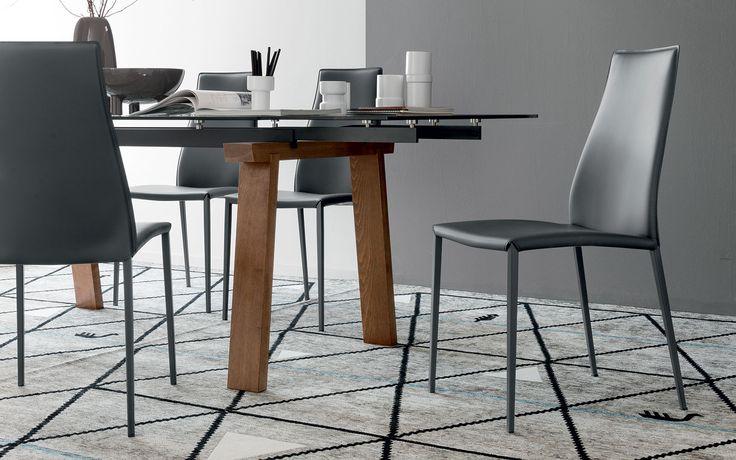 Callegari sedie ~ Best sedie moderne images dining room metal