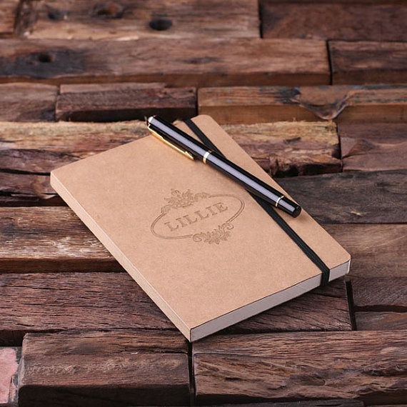 Hey, I found this really awesome Etsy listing at https://www.etsy.com/listing/163271830/personalized-custom-journal-notebook