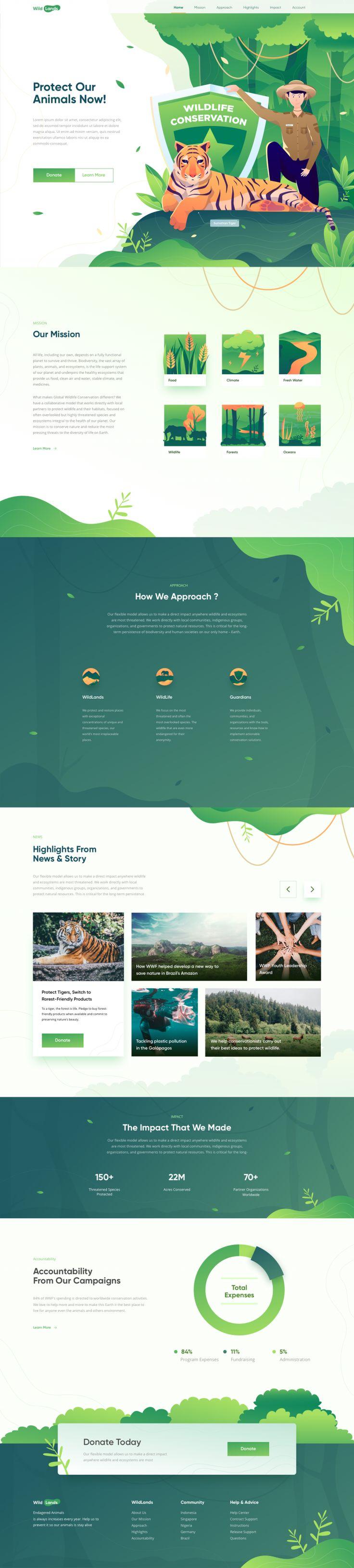 Inspiración de diseño de interfaz de usuario   – Web design inspiration