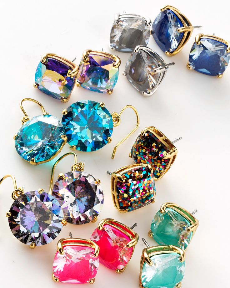 Best 25 kate spade earrings ideas on pinterest kate for New top jewelry nyc prices