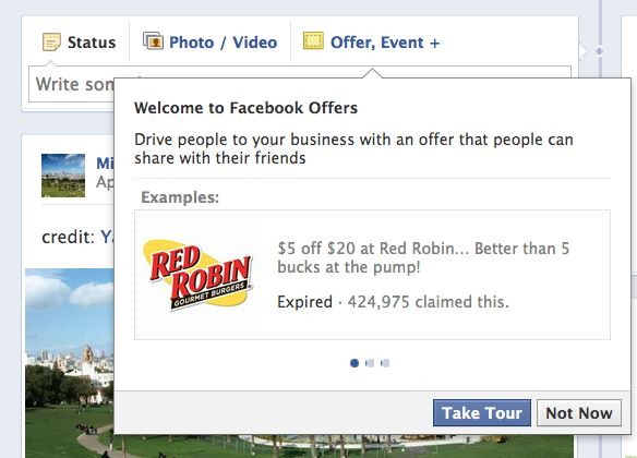 New Facebook Coupon Feature Helps Local Businesses Determine Social ROI