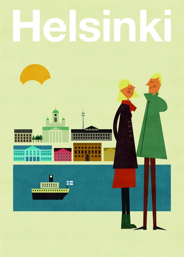 Blanca Gomez - Helsinki