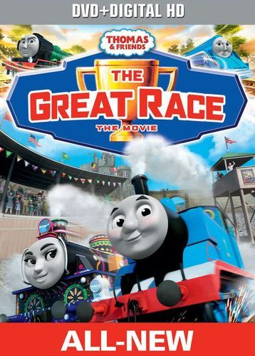 Thomas and Friends: The Great Race [Includes Digital Copy] [UltraViolet] [DVD]