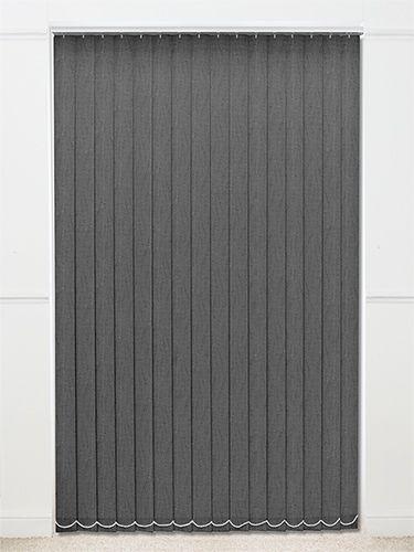 tessuta pewter grey vertical blind pewter grey and pewter. Black Bedroom Furniture Sets. Home Design Ideas