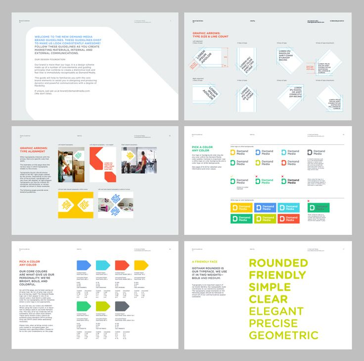 #inspiringbrands Demand Media by Manual Creative