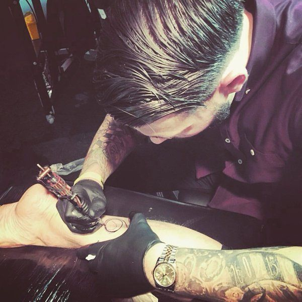84 Best Jay Hutton Swoon Images On Pinterest: 17 Best Images About Tattoo Fixers On Pinterest