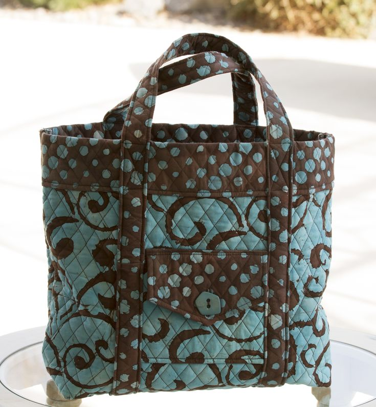 94 best patchwork bags and tote bags images on Pinterest | Cloth ... : how to make quilted tote bags - Adamdwight.com