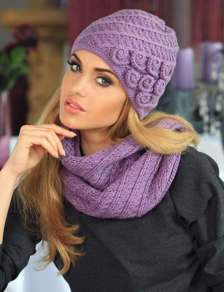 Береты Kamea | Камея шапки | Adela