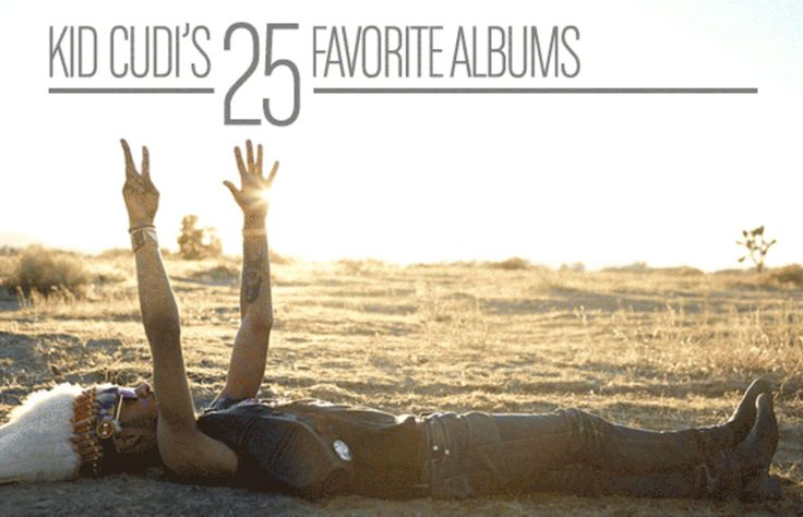 One half of WZRD talks about his favorite albums from Scarface, MGMT, Hendrix, and Kanye West.