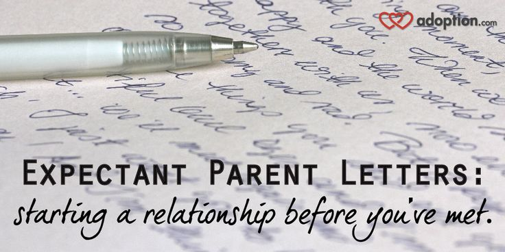 """How Not To Begin A """"Dear Birthmother"""" Letter"""