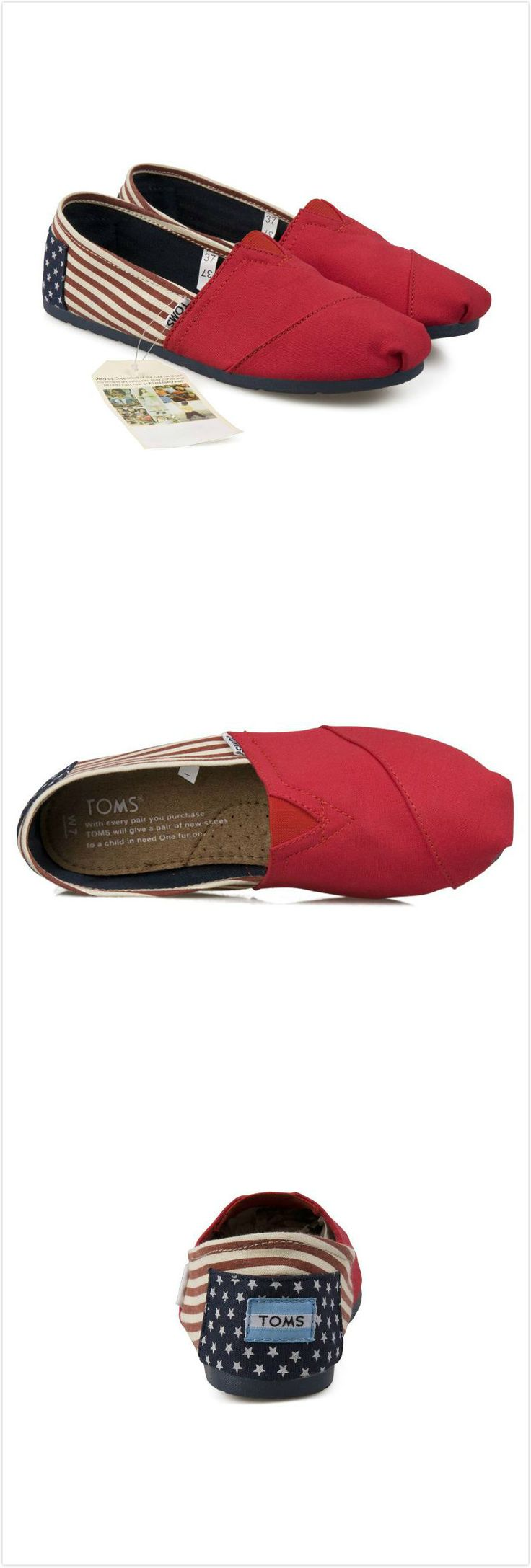 2013 Best selling Toms Shoes!  $16.89! #toms #shoes #fashion