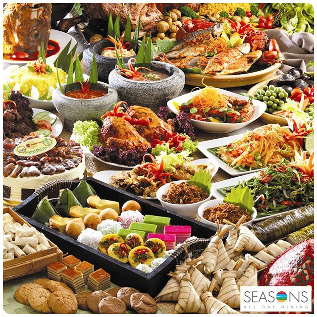 Not able to decide where to greet and meet your family and friends for the #Iftar? Head on to #Seasons for a perfect Iftar with Separate praying rooms for males and females. Enjoy the best of food served in a buffet @ AED 149 . Call 04 501 9000 to book a table and reserve your space in advance.