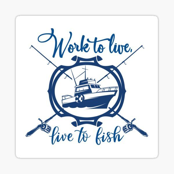 Funny Fishing Quotes Lettering Typography Sticker Fishing Quotes Funny Fishing Quotes Fishing Humor