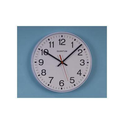 Radio Controlled Plastic Clock 10