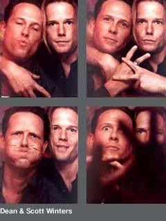 Dean Amp Scott Winters Brothers Both In Real Life And On
