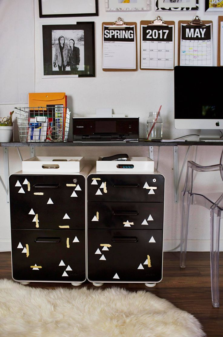 The best paint for metal filing cabinets