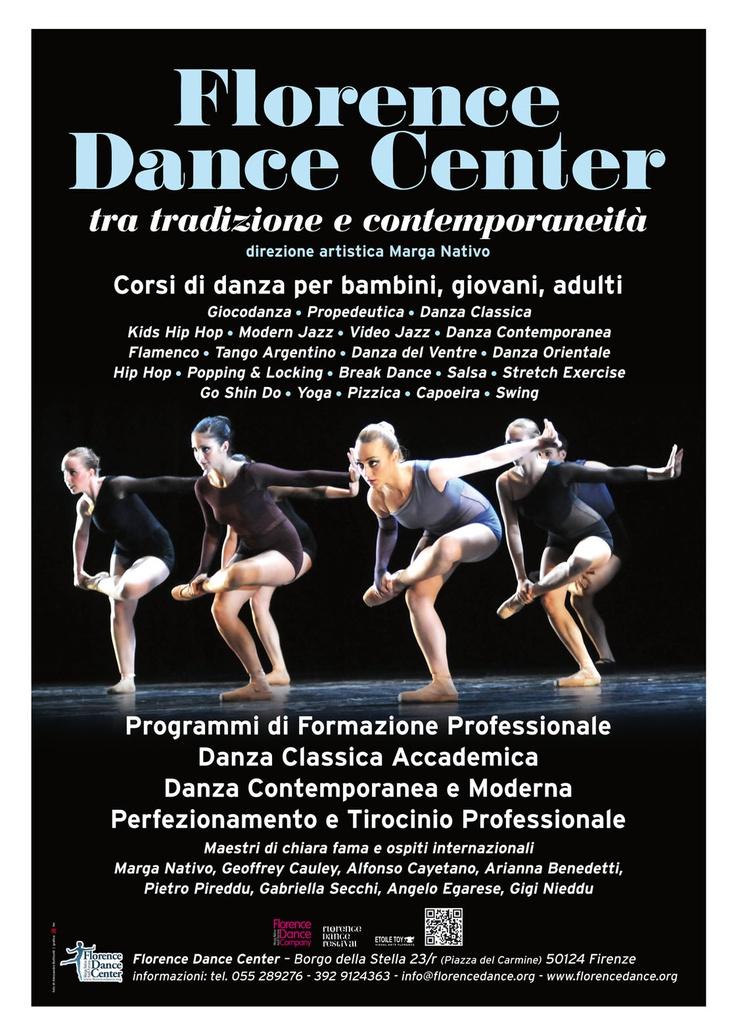 Florence Dance Center  Corsi 2012-2013