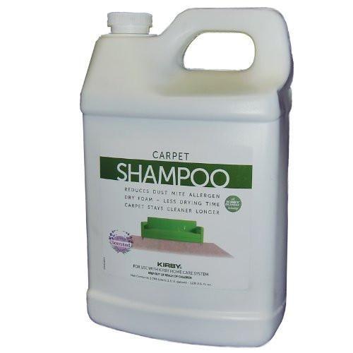 Kirby Carpet Shampoo 1 Gallon Lavender Part # 252802