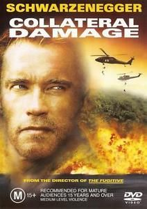 Discounted: Collateral Damage (DVD, 2002) As New Condition Arnold Schwarzenegger #movies