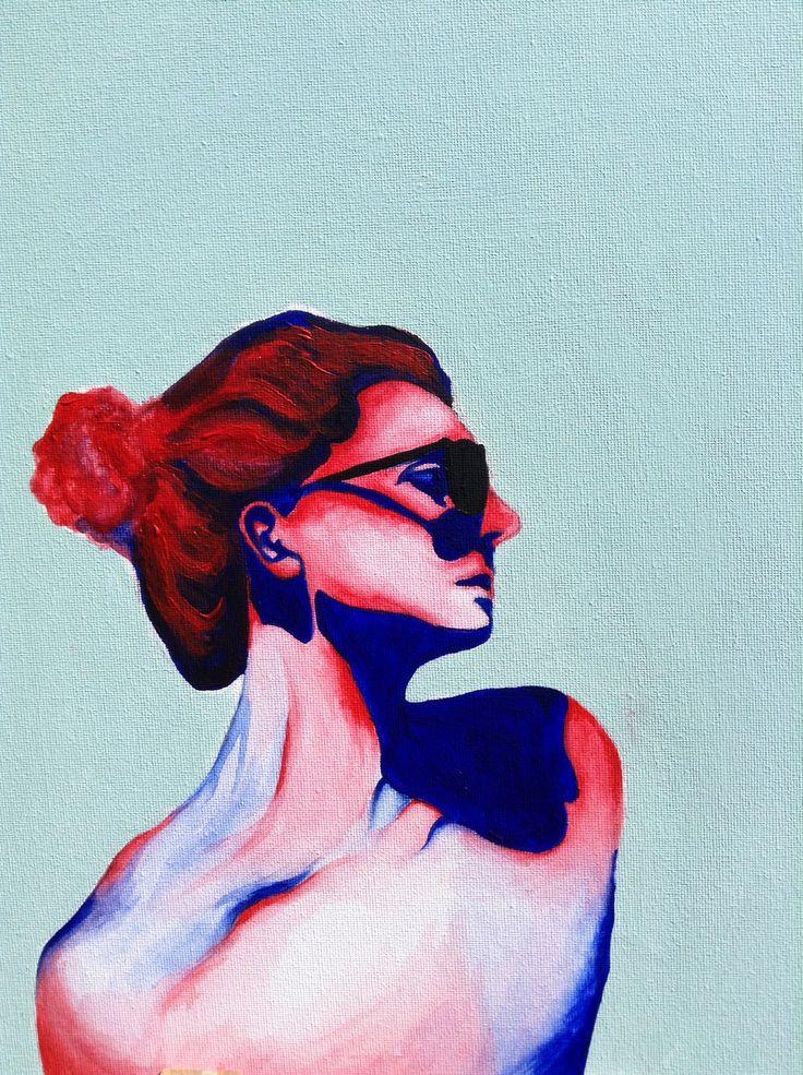 Self Portrait, July 2014