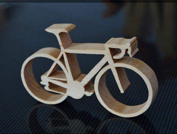 Rowerek BauBau  wood