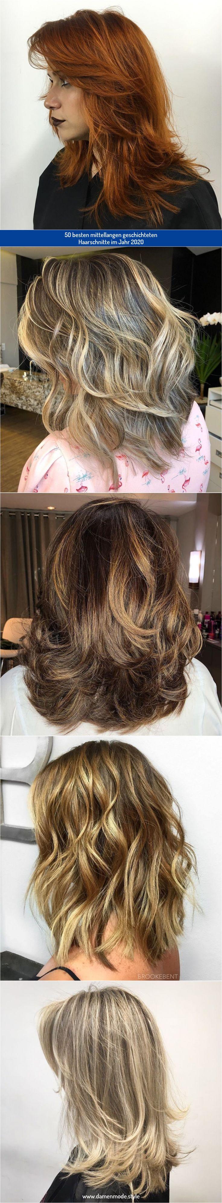 Mittelbraune Haare