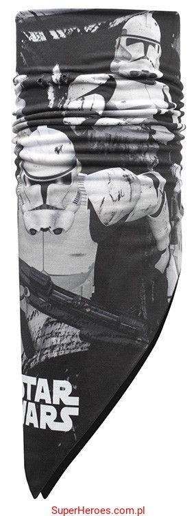 Buff Star Wars - bandana Stormtrooper z polarem