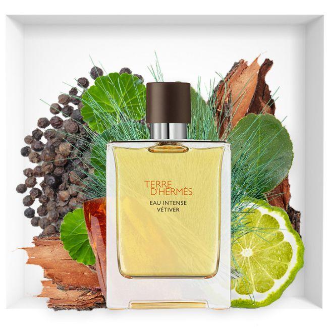 Terre Vetivier D'hermès De Intense Hermès Eau Parfum 75 Ml hrdtsQCx