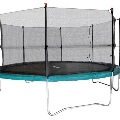 Prestige trampoline JUMP 427 combo set (inclusief GRATIS veiligheidsnet)