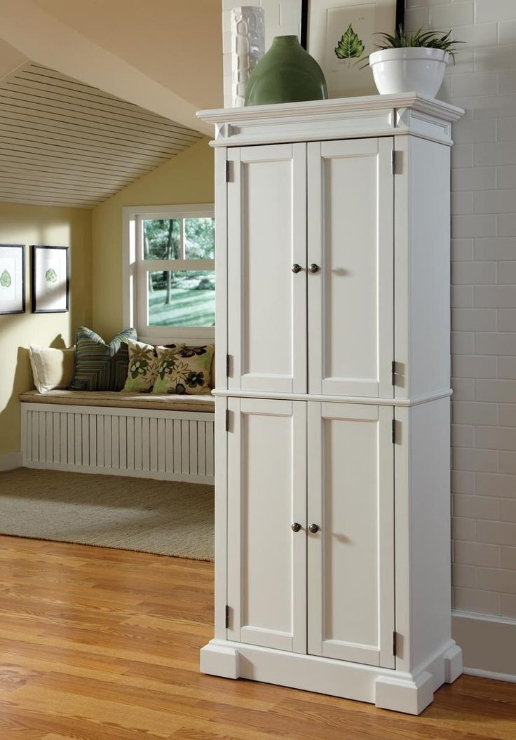 25 best ideas about freestanding pantry cabinet on for Pantry cabinet ikea