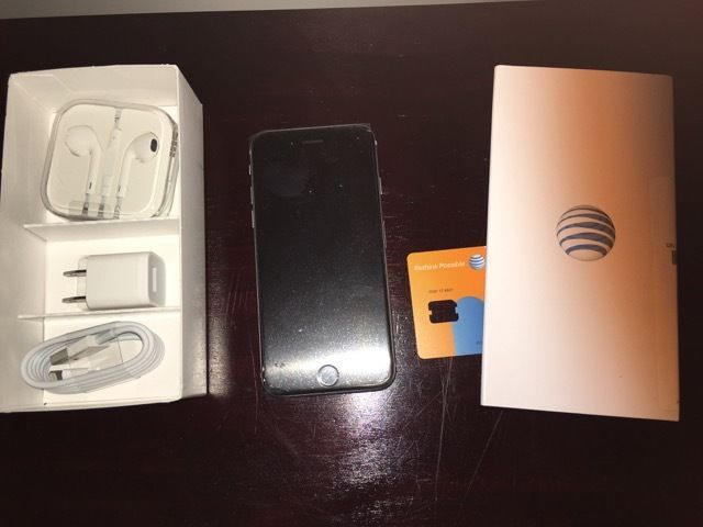 Unused, in AT&T box: Apple Refurbished iPhone 6 64GB - Space Gray (AT&T) #Apple #Smartphone