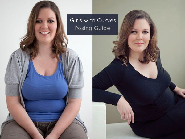 Girls with Curves Photo Posing Tips