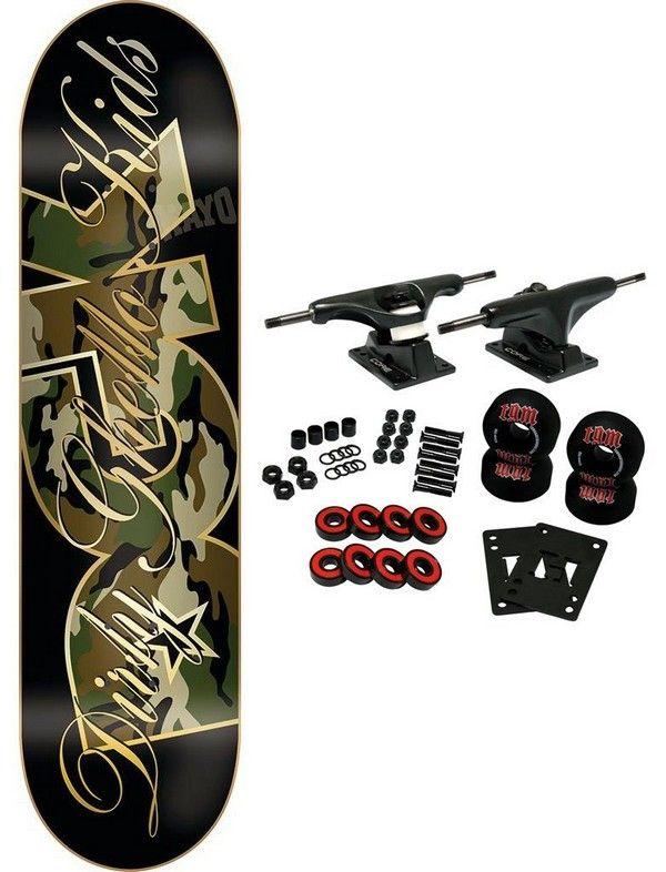 dgk skateboards complete