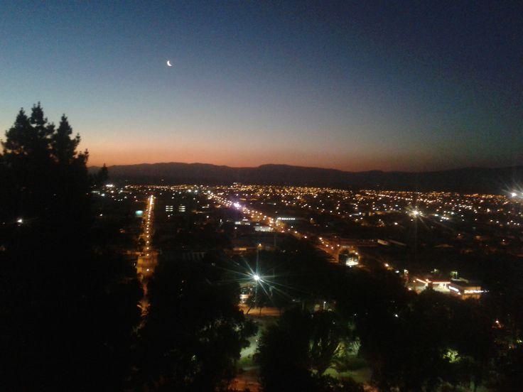 Cerro Condell, Curicó.