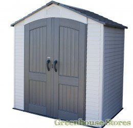 Lifetime Plastic Sheds - Greenhouse Stores
