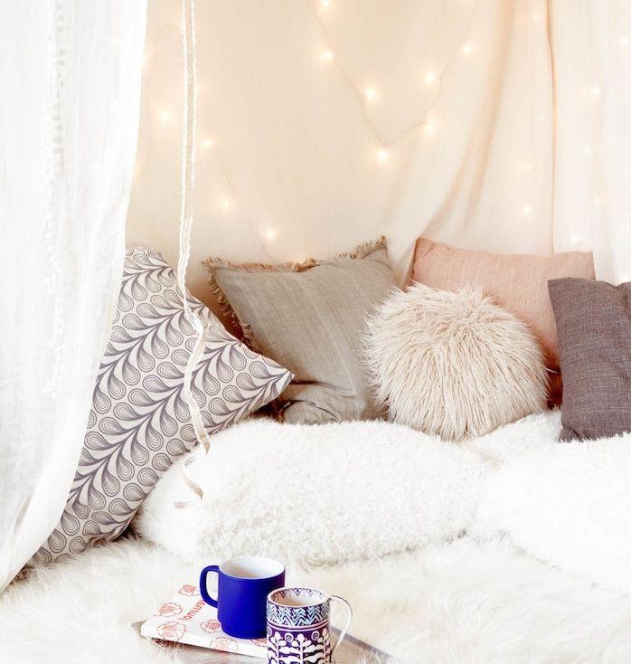 18+ Tete de lit chambre cocooning trends
