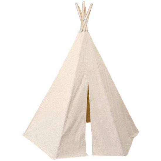 I sure would like to have one of these teepee's for lou!