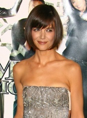 .Katie Holmes, Bobs Haircuts, Bobs Hairstyles, Hair Cut, Bob Hairstyles, Shorts Bobs, Hair Style, Katy Holmes, Shorts Hairstyles
