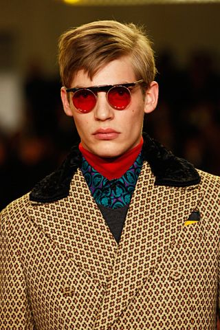 Prada Fall 2012 Menswear: Prada Menswear, 2012 Menswear, Fashion Week, Prada Sunglasses, Menswear Collection, Fall 2012, Eyewear 201213, Fallwint 2012, Fall Winter